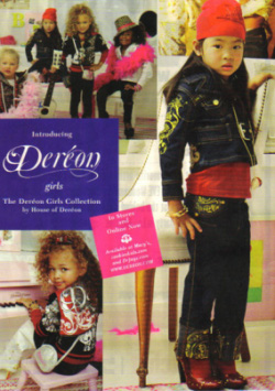 Beyonce's line House of Dereon