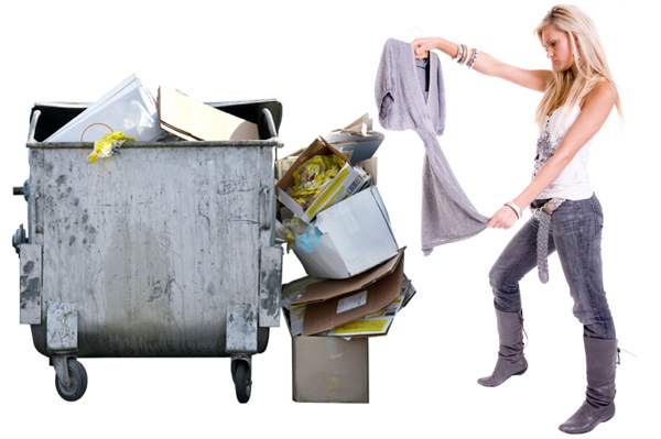 Dumpster diving do's and don'ts