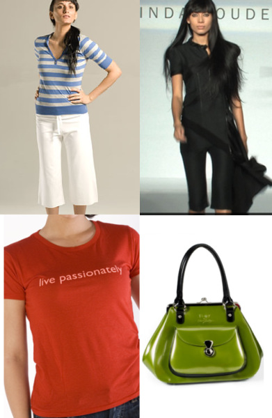 Eco-friendly fashions