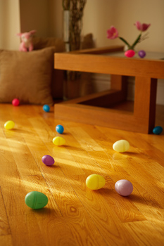 CREATING EASTER FAMILY TRADITIONS