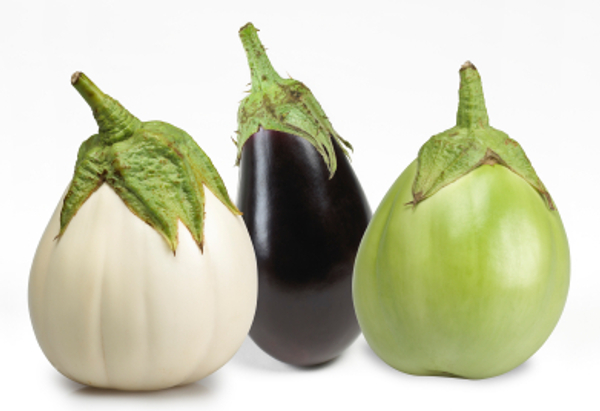 Kick up your stew with eggplant