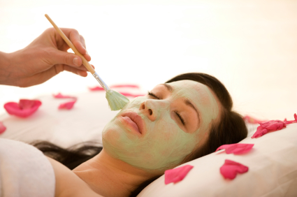 Beauty treatments on Mother's Day
