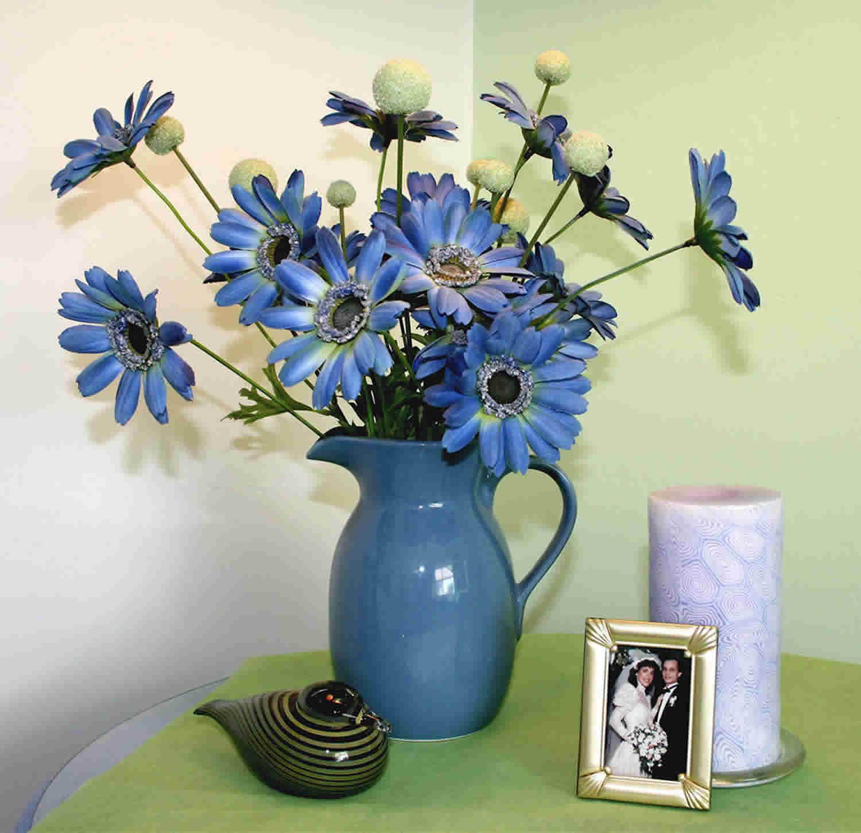Save Money Decorating With Artificial Flower Arrangements