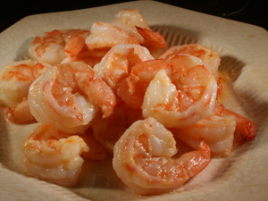 how to cook raw ez peel shrimp