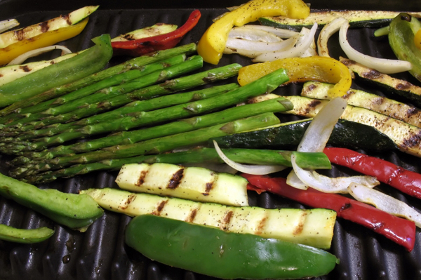 Super Salads on the Grill