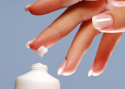 Hand lotion for nails