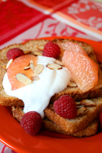 Heart Smart French Toast