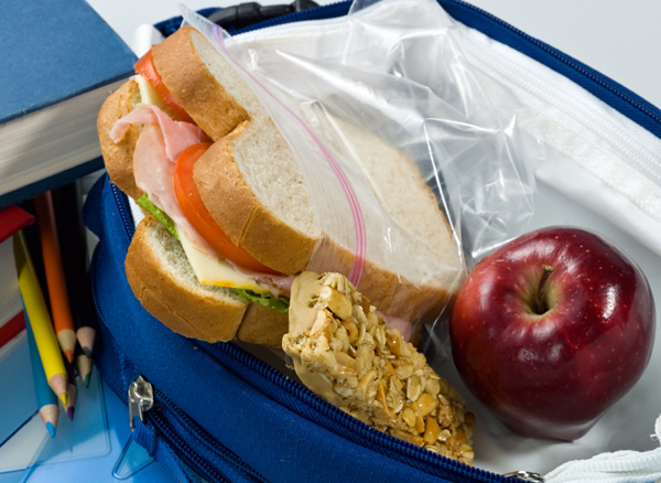 Better lunches!