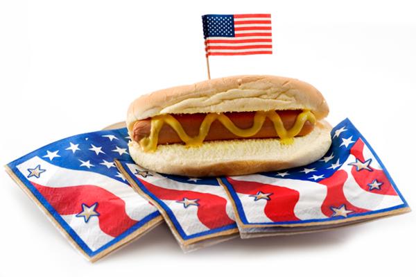 Holiday Hot-dog