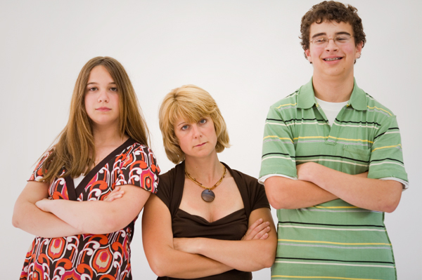 Teenagers and personality: How parents can help maintain harmony