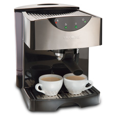 Mr. Coffee Espresso Maker and Cappuccino Maker