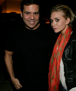 Narciso Rodriguez - Ashley Olsen