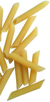 typical noodles - pasta