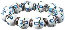 Angela Moore Ovarian Cancer Bracelet