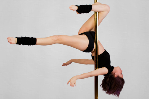 Pole Dancing Exercise