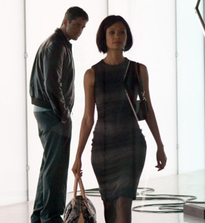 Thandie sizzles in Guy Ritchie's RockNRolla