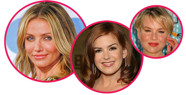 Best cuts and styles for women with round faces. IS YOUR FACE REALLY ROUND?