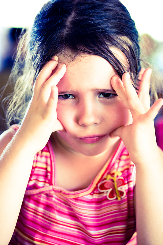 Toddler tantrums: Getting to the base issue