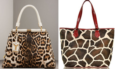 Safari handbags