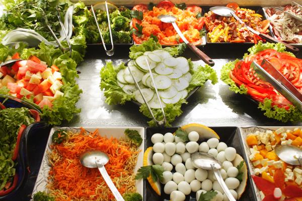 Salad Bar Strategies