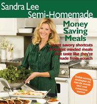 Sandra Lee Semi-Homemade Money-Saving Meals