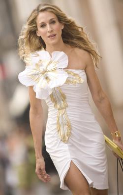 Influence of SATC fashion & culture