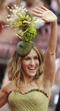 Sarah Jessica Parker hat
