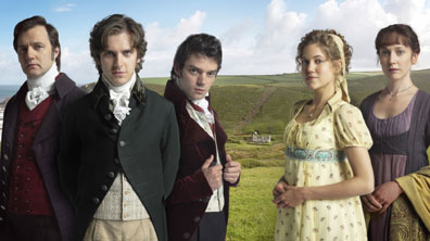 An outstanding Austen cast