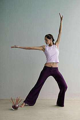 Meridian Stretching and Strengthening