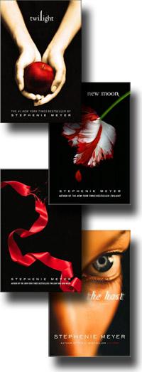 Stephenie Meyers' books