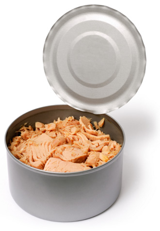 Is canned tuna safe?