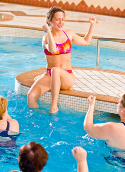 Swimming for weight loss?