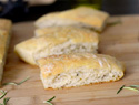 Slow cooker rosemary olive oil bread