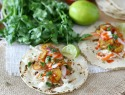 Curried shrimp tacos are the perfect excuse to add more Sriracha to your day
