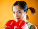 Boxing gets women confidently fit