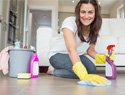 Daily quick-cleaning checklist