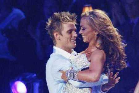 Aaron Carter took some heat on Dancing with the Stars