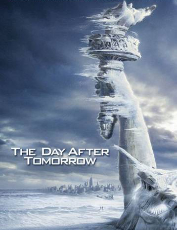 The Day After Tomorrow showcases a cold picture of the future