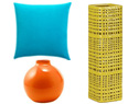 Decorating Diva: Brighten up your winter with bold home accents