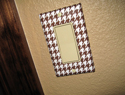 DIY decorative light switch and outlet covers