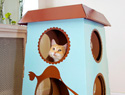 Designer furniture for cat-lovers