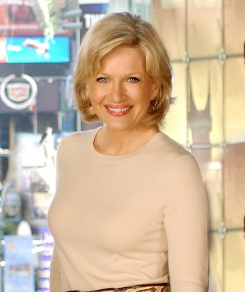 Diane Sawyer's leaving the morning chair for nighttime ABC News