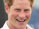 Did Prince Harry ride the white pony in Vegas?