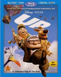 Disney-Pixar DVD of UP