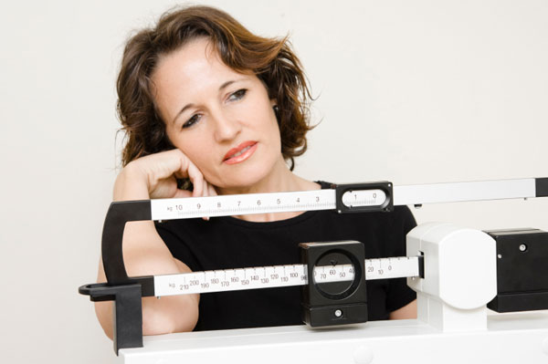 Break through the weight loss plateau