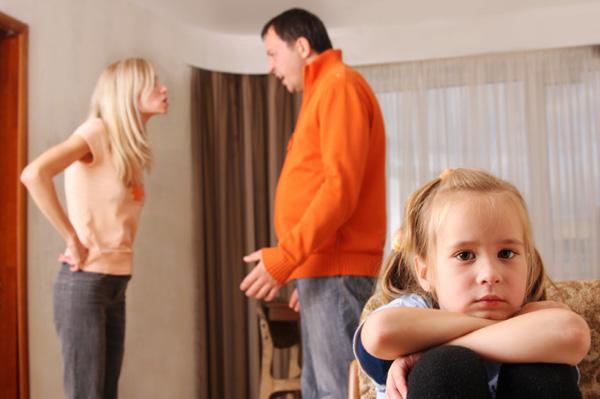 Parent's Fighting