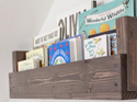 DIY rockstars: This blogger turned scrap wood into a book nook