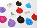 Help your kids DIY an adorable felt Christmas tree complete with ornaments