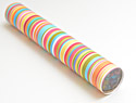 Beautiful kaleidoscope craft for kids makes upcycling fun