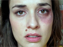 A year of domestic violence, up close and personal